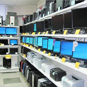 Компьютерные магазины Туапсе