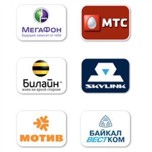 Операторы сотовой связи Туапсе