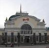 Железнодорожные вокзалы в Туапсе