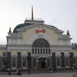 Железнодорожные вокзалы Туапсе